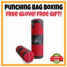 Gym Fitness Punching Bag 120CM Kicking Bag 120CM FREE GLOVE FREE GIFT