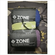 Zone Microfibre Microfiber Mega Travel Towel