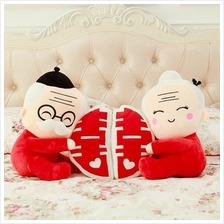 Creative Wedding Gift Wedding Doll Couple