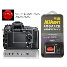 Nikon High Definition LCD Screen Protector D3300 D3200 D3100 D3000