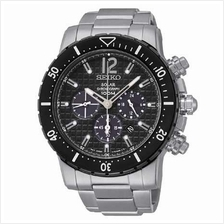 SEIKO SSC245P1  SSC245 CHRONOGRAPH MENS WATCH