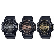 CASIO GA-400GB G-SHOCK ana-digi Hip-Hop B-BOY fashion resin LE