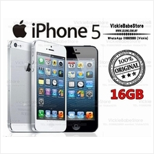 Original Apple iPhone 5 16GB LTE 4G Version New Sealed Box IMPORT SET