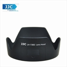 JJC LH-73BII Lens Hood for CANON 18-135mm IS STM , 17-85 Lens (EW-73B)