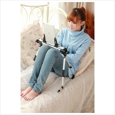 Foldable Desk Floor Stand Lazy Bed Tablet Holder Mount for iPad iPhone