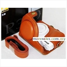 Leather Case for Nikon COOLPIX P300 P310 P330 (4511)