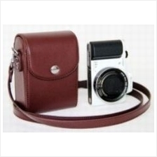 Leather Case for Samsung WB150F WB151F WB200F WB250F WB280F WB350F WB6