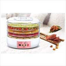 Food Dryer Machine Food Dehydrator Healthy Food Fruits Flower Tea