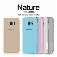 Samsung S7 Edge Original Nillkin Nature 0.6mm TPU Case Cover