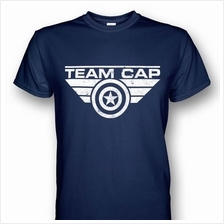 Team Captain America T-shirt SDG14