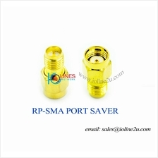 RP-SMA Male to RP-SMA Female adapter Connector port Saver Eco Version