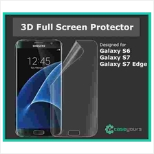 Screen Guard Samsung Galaxy S7 Edge S6 Note 5 7 Full 3D Screen Protector Film