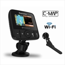 Raymarine Dragonfly 4 Pro GPS/Fishfinder with C-Map Essentials Chart