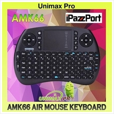 AMK66 AIR MOUSE KEYBOARD - CS918 M8S ZIDOO HIMEDIA IPAZZPORT MI XIAOMI
