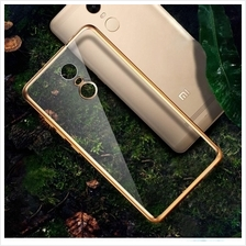 XiaoMi RedMi Note 3 2 Iphone 5 5S 6 6S 6+ Plated Frame TPU Case Cover