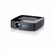 PHILIPS Picopix PPX3614 - LED Pocket Projector for Notebooks (140 Lume