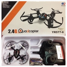 2.4G 6 Axis Gyro RC Quadcopter Helicopter with Light YR577-6