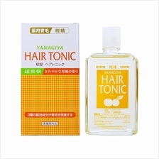 YANAGIYA Hair Tonic-Citrus 240ml
