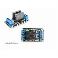 2 Channel 3.3V/5V Omron Solid state Relay board Low Level Trigger Raspberry Pi