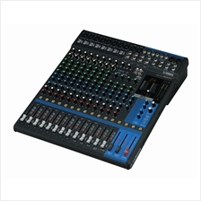 YAMAHA MG16XU (16-Channel, 6 Bus, FX) - Mixing Console