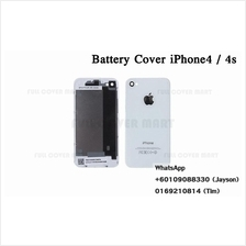iPhone 4 4G 4S Back Battery Cover case Housing Sparepart