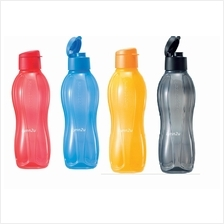Tupperware Eco Bottle Flip Top (4) 1.0L