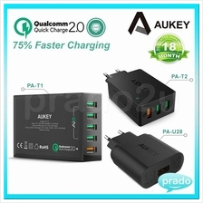 [Qualcomm Certified] AUKEY Quick Charge 2.0 Wall Charger