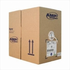 CAT5E [AMP] UTP Lan Cable,Full Copper,305m