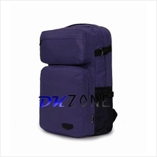 LIVING GEARS Purple Amazon Travelling Leisure Backpack Notebook Bag