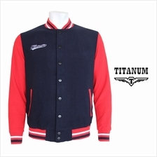 TITANUM Varsity Jacket with Lining TIM7008