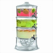 3-Tier Drink Dispenser