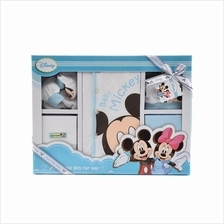 Disney Baby Mickey 6 pcs Gift Sets 0-6months