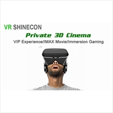 Ewing VR Shinecon Virtual Reality Headset 3D Glasses Gear