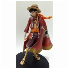 Action Figure The Grandline Men One Piece Monkey D. Luffy 15th Edt