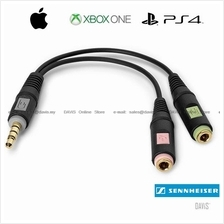 Sennheiser PCV 05 Audio Combo Adaptor Suitable Mac Xbox One PS4