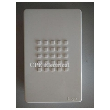 Hager XC001 Ding-Dong Doorbell AC 240V