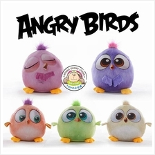 Angry Birds 2016 Movie Soft Toy Doll - 5 pcs Per Set