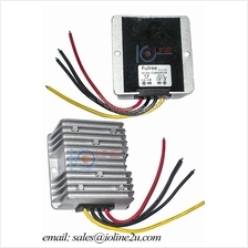 18V/24V/30V DC 17-35V to 12V 20A power converter stepdown Sealed IP68 Solar ca
