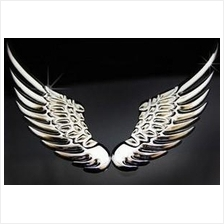 3D Car sticker/Angel Wings 3D Car Logo Decoration Sticker