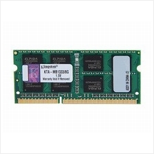 KINGSTON Branded APPLE Notebook Memory DDR3-1333MHz - 4GB/8GB