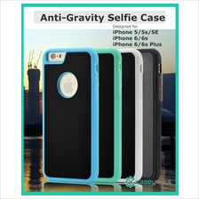 Anti-Gravity iPhone 5s SE 6 6s 7 Plus Sticky Bumper Slim Case Cover Magical