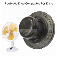 Table Fan Blade Lock Stand Fan Knob Spare Part For Khind