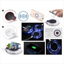 iPhone 6 6S Plus 5 5S SE Qi Wireless Charger Receiver Pad *1 YR WARR!
