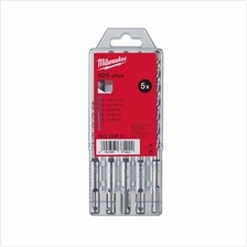 Milwaukee SDS Plus Concrete Drill Bit Sets (5pc) 4932-3523-38