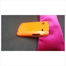 Samsung Galaxy Gio S5660 PC Ultra Thin Hard Back Case Cover Casing (Orange)
