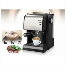 Coffee Machine Espresso Coffee Maker 15 Bar Froth Milk (FREE Grinder)