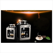 Fully Automatic Grind & Brew Coffee Machine Housing Coffee Maker