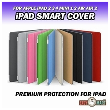 Apple iPad 2 3 4 Air 2 Mini 3 4 Smart Cover 2 in 1 Slim Case AutoOnOff
