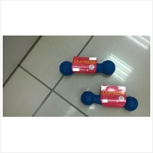 2X 0.5kg Dumbell Japan Import) (Fitness Sport Gym) penberat besi
