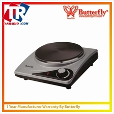 Butterfly BHP-1610 Hot Plate Single (Grey) Thermo fuse for overheating